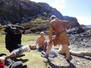 NRK steinalder